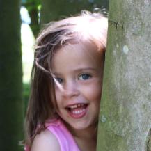 My Happy Niece