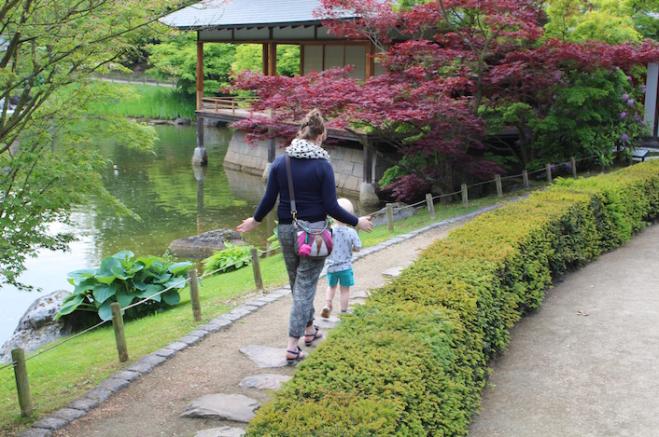 uitje naar Japanse tuin - 03