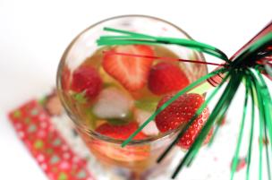 feestelijke suikervrije ice tea!