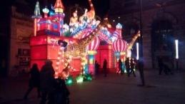 China Lights winter 2014-15 prachtig licht spektakel - inkom Zoo antwerpen.jpg