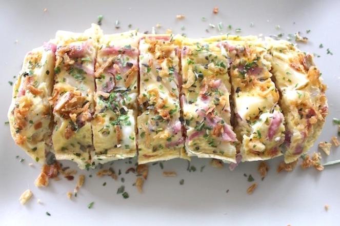 spaanse-tortilla-met-ham-en-asperges