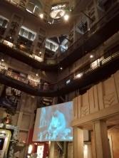 museo nazionale del cinema - grote zaal