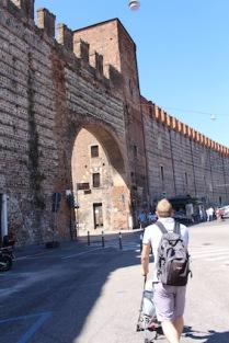verona-stadsmuur