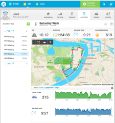 runkeeper-trainingsverslag-route-lo-galgenweel