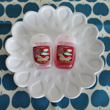 Handgel Red Velvet Cheer - Bath & Body Works