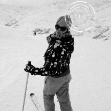just me - ski