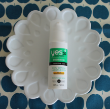 Smoothing Daily Calming Moisturizer SPF 30 - Yes To Cucumbers