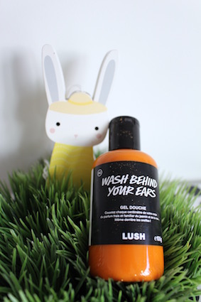 Smullen van Lush_ Limited Lente & Paas Collectie-Wash behind your ears