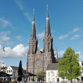 bezienswaardigheden tilburg - stadswandeling -