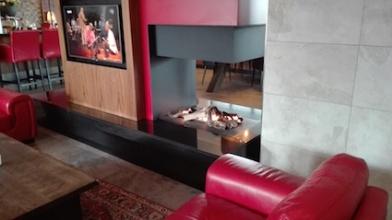Tilburg - logeren -hotel bastion - lounge