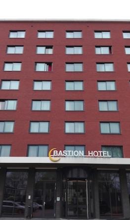 Tilburg - logeren -hotel bastion