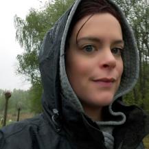 wandel update - wandeling in de regen