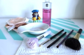 Brush Cleaner - Hema - gewassen kwasten