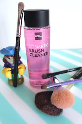 Brush Cleaner - Hema - testing