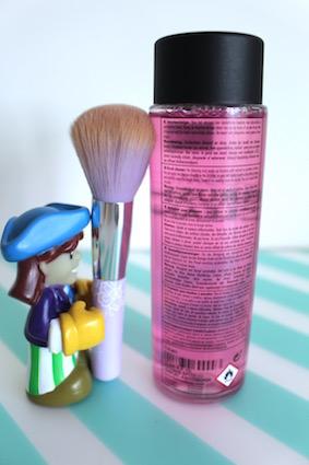 Brush Cleaner - Hema - Verpakking - achter