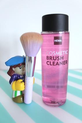 Brush Cleaner - Hema - Verpakking - voor