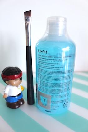 Brush Cleaner - NYX - Verpakking - achter