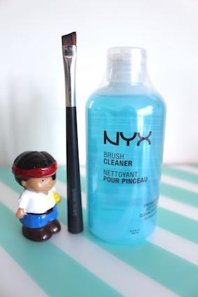 Brush Cleaner - NYX - Verpakking - voor