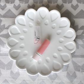 likes dislikes lente 2017 - lychee shimmer lip balm - the body shop