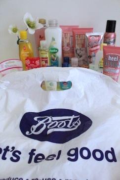 Boots Shoplog