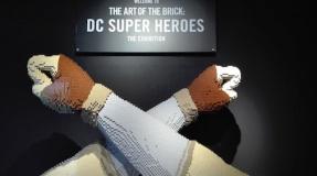 Expo 'The art of the bricks -