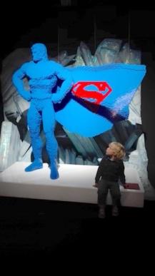 expo super hero's - superhelden kijken