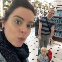 Londen shoppen Harrods