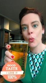 london - thatchers cider - een heerlijke ontdekking