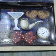 Shoplog Harrods London - koekjes voor meneertjes
