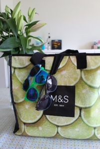 shoplog Marks and Spencer Food - wat zit er in mijn m&s shoppingtas