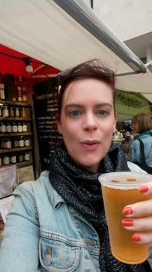 Southbank Centre Food Market - mss cider