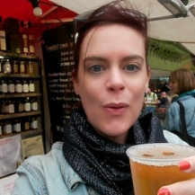 Southbank Centre Food Market - mss cider