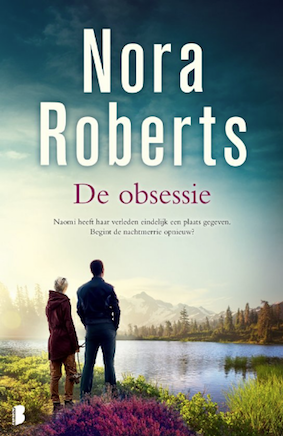 cover de obsessie - Nora Roberts