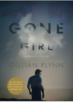 cover Gone Girl - Gillian Flynn