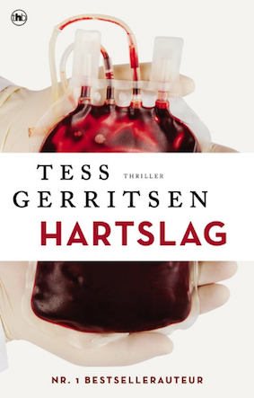 cover Hartslag - Tess Gerritsen
