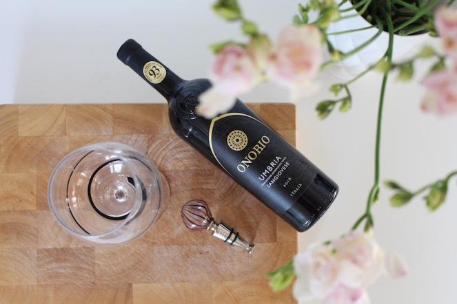 Onorio - elegante rode wijn uit Umbrië