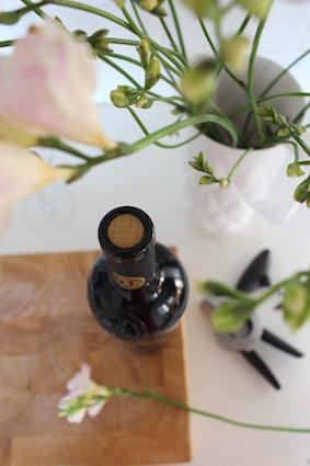 Onorio - kurk elegante rode italiaanse wijn