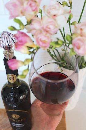Onorio - stevige zachte romige rodeitaliaanse wijn