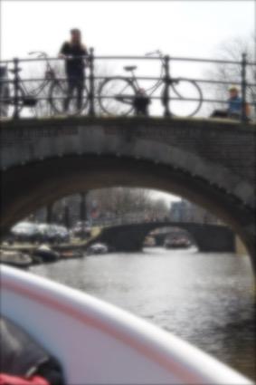 de zeven bruggen - groetjes vanop de Amsterdamse grachten - canal cruise