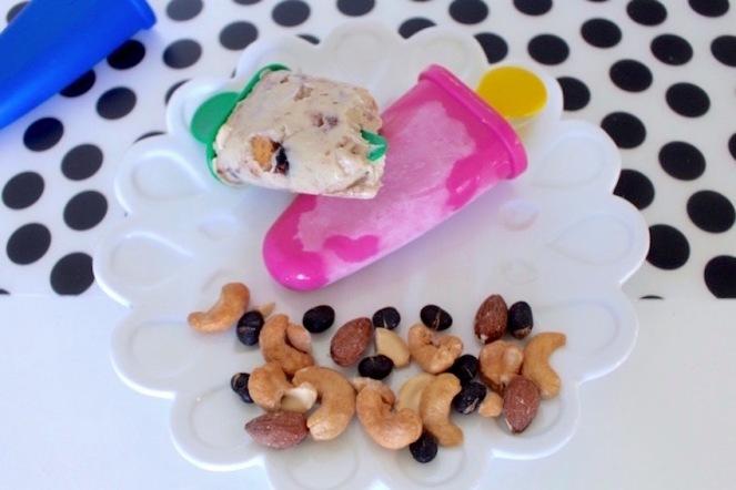 Herbalife ontbijt ijsjes